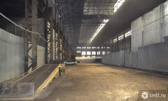 Сдается склад 1100 м2, м.Выборгская