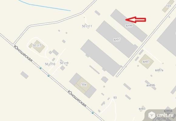 Производственный здание (цех) 11 039 кв.м