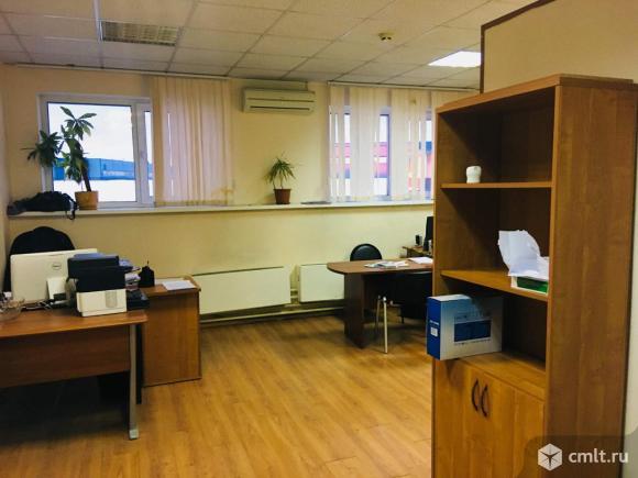 Помещение под офис площадью 35 м2, на 3 этаже 3-этажного офисно-складского здания класса A,