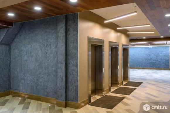 Офис 38,4м2 в БЦ Riverdale