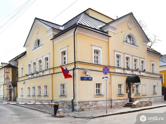 Сдается офис от 60 кв. м, м. Смоленская