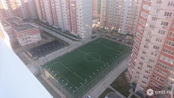 Трёхкомнатная квартира 102,5 кв. м. по улице Владимира Невского в доме 32 от застройщика КИТ.