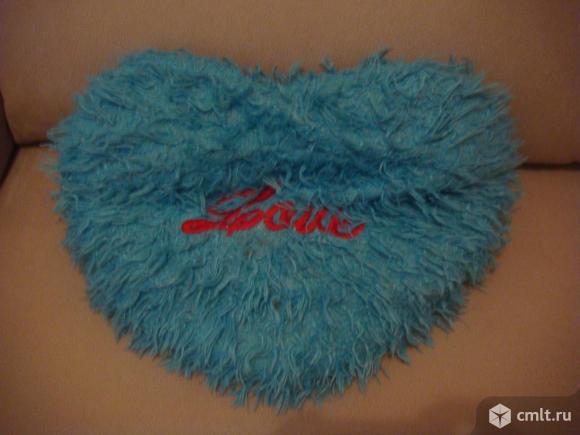 Подушки ( сердце )