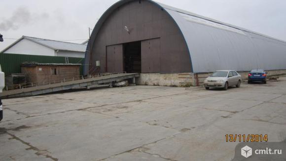Сдается под склад 500 м2, Климовск