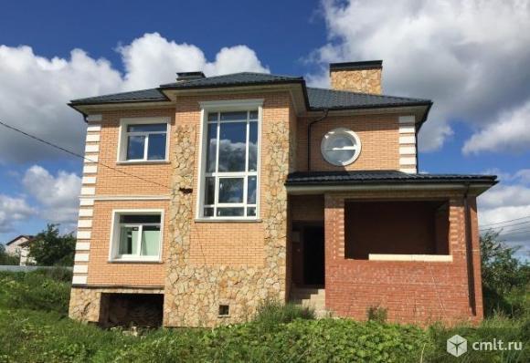 Продается: дом 350 м2 на участке 12 сот.. Фото 1.