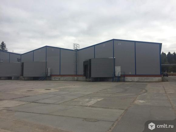 Помещение под склад 1500 кв.м, Хотьково