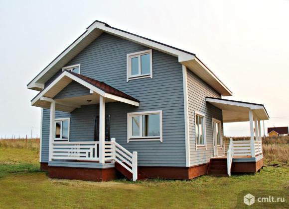 Продам: дом 131 кв.м. на участке 10 сот.