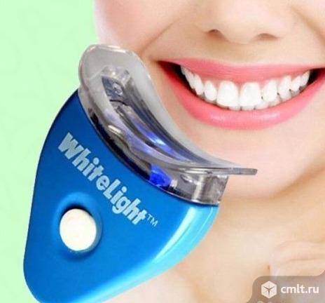 Отбеливатель для зубов White Light. Фото 1.
