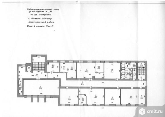 Аренда офиса от 150 кв.м, 8 400 руб. м2/год