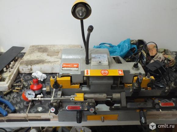 Станок для изготовления ключей MODERS JZ-903 DGS