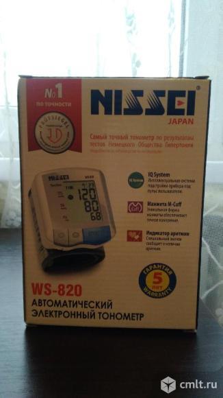 Тонометр автомат WS-820
