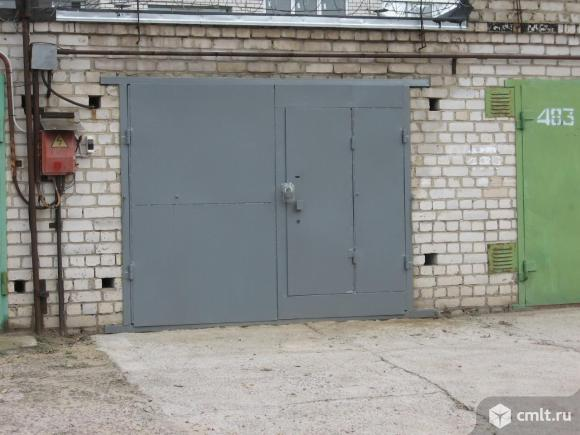 Капитальный гараж 41,4 кв. м Северный-3