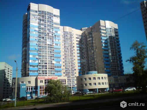 1-комнатная квартира 47,76 кв.м