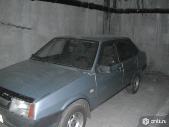 ВАЗ 21099 - 1998 г. в.. Фото 1.