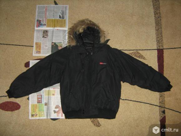 Куртка мужская пуховик Diesel. Фото 1.