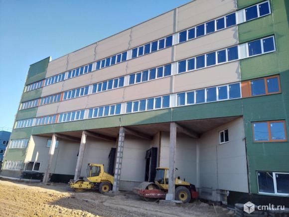 Офис от 680 м2, м. Парнас