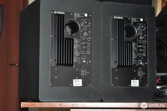 Студийные мониторы Yamaha HS80M (пара) + 2 кабеля XLR-jack в подарок