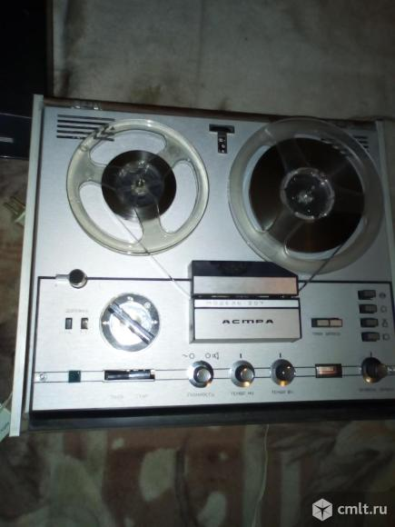 Магнитофон Астра207