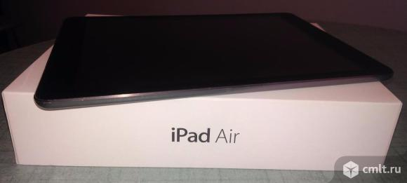 Планшет Apple iPad Air Apple Wi-Fi 16 GB Space Gray