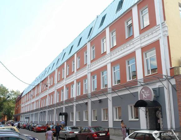 Аренда Офиса 410 кв.м., м.Павелецкая