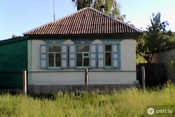 Воробьевский район, Рудня. Дом, 42 кв.м, дубовый, отд