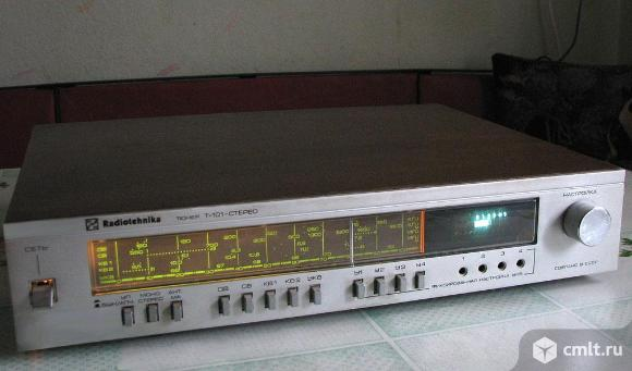 Аудиоприставка Радиотехника Т-101