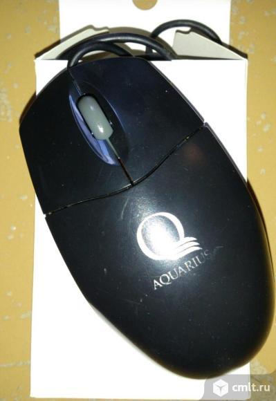 Мышь компьютерная AQUARIUS