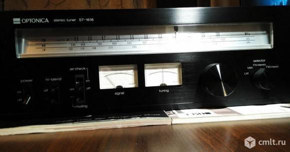 Тюнер Sharp Optonica ST-1616