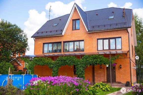 Продажа: дом 350 кв.м. на участке 10 сот.
