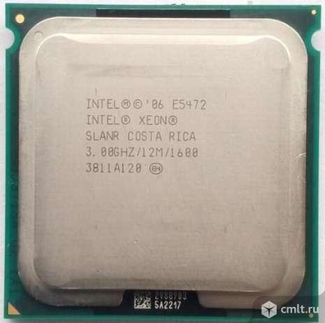 4-ядерные Intel Xeon E5450 (аналог q9650) E5462 E5472 s775. Фото 3.