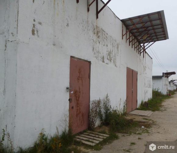 Аренда склада на бетонке 885 м2