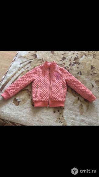 Курточки на девочку