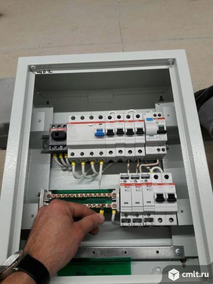Электрика, профессиональные электромонтажные работы