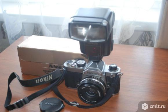Фотовспышка Nikon SB-25. Фото 1.