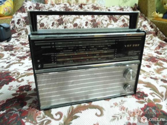 Радиоприемник взф 202