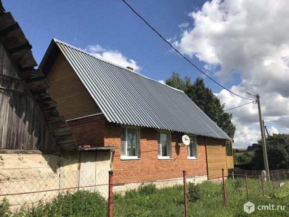 Продажа: дом 140 м2 на участке 15 сот.