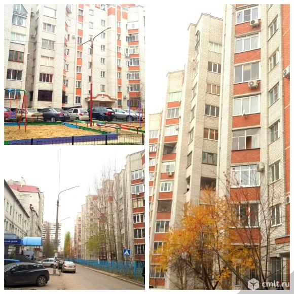 3-комнатная квартира 91 кв.м