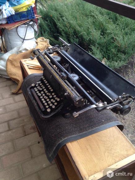Печатная машинка. Фото 4.