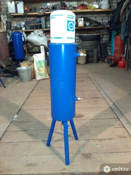 Влагоотделитель (осушитель) для компрессора. Фото 5.