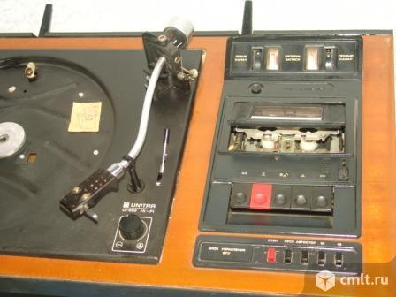 Аудиосистема Вега 117. Фото 2.