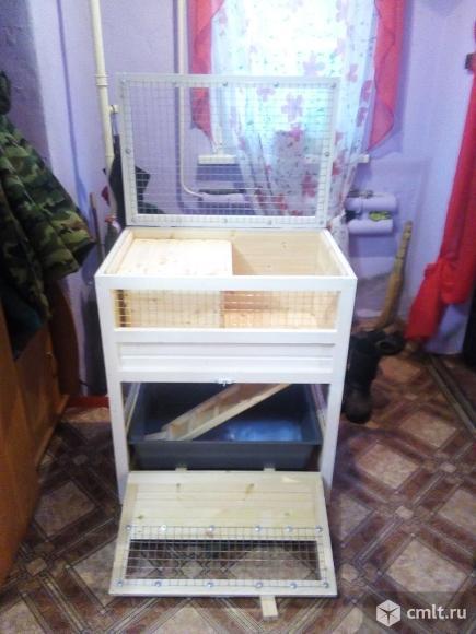 Клетки для грызунов под заказ. Фото 1.