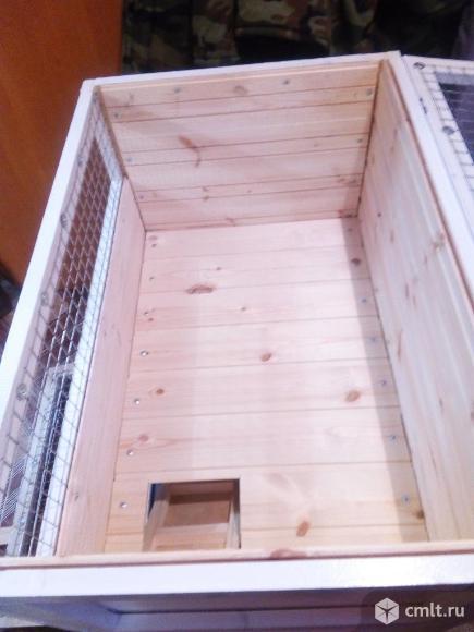 Клетки для грызунов под заказ. Фото 5.