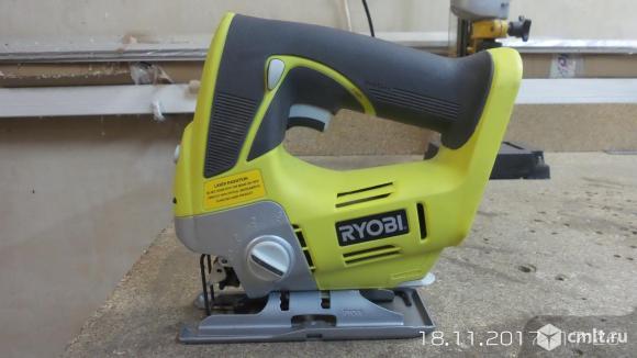 Лобзик с лазерным указателем Ryobi CJS18LM