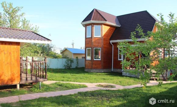 Продажа: дом 112 кв.м. на участке 6 сот.