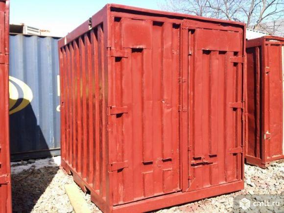 Склад контейнер 14 м2, м.Волгоградский проспект