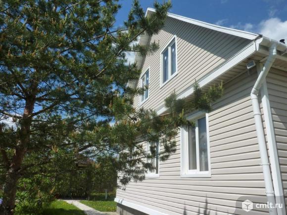 Продажа: дом 120 м2 на участке 15 сот.