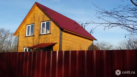 Продается: дом 110 кв.м. на участке 7 сот.