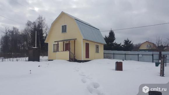Продажа: дом 55 м2 на участке 6 сот.