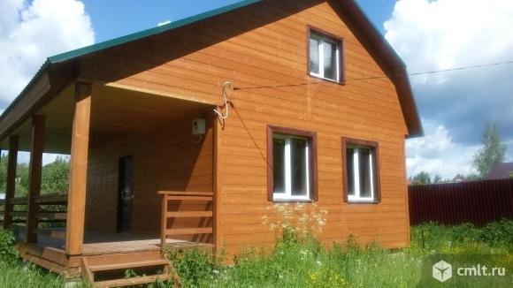 Продам: дом 126 м2 на участке 8 сот.