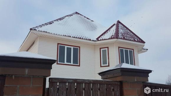 Продажа: дом 219 м2 на участке 15 сот.